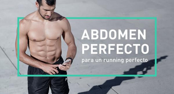 Abdomen perfecto para un running perfecto